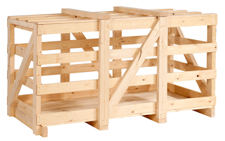 Wooden Crate 2
